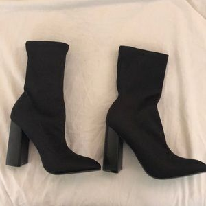 ASOS Sock boots